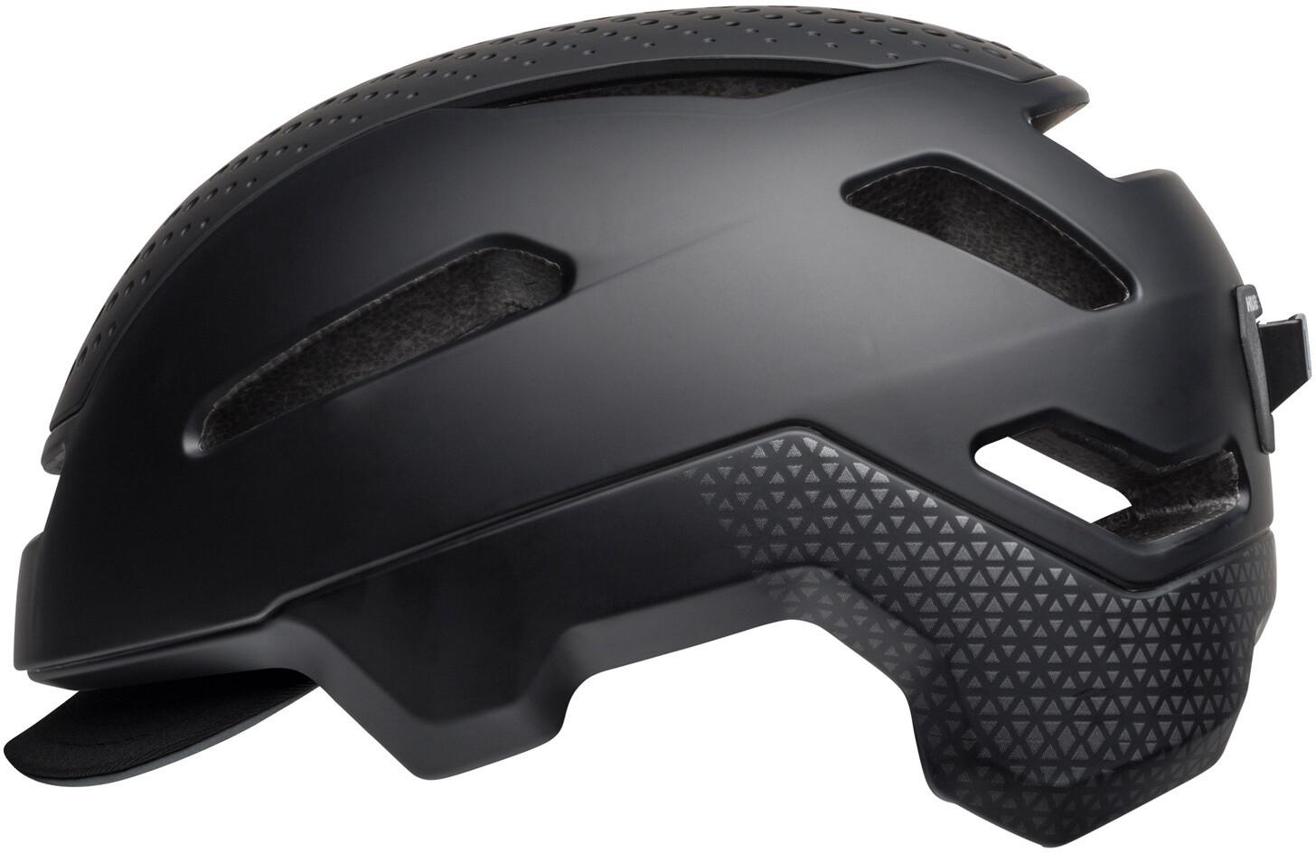 Bell Hub Cykelhjälm svart - till fenomenalt pris på Bikester b9565b3288edc